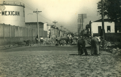 Rua do Bosque (1940)